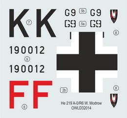 1:32 He 219 A-0 G9+FK