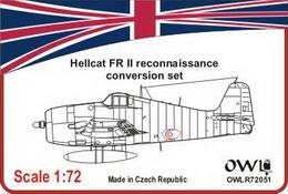 1:72 Hellcat FR II conversion set