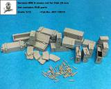 1:72 Ammo set for German WWII Flak 20mm