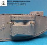 1:72 Lewis 7,7 mm barrels for Mark II