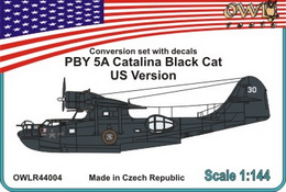 1:144 Catalina Black cat US version conver. set&decal - larger image