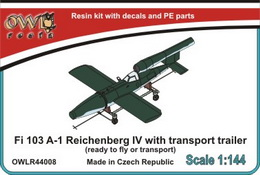 1:144 Fi 103 A Reichenberg IV - larger image