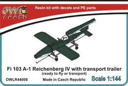 1:144 Fi 103 A Reichenberg IV