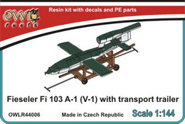1:144 Fieseler Fi 103 (V-1) Germany version