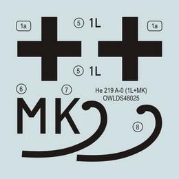 1:48 He 219 A-0 1L+MK - larger image