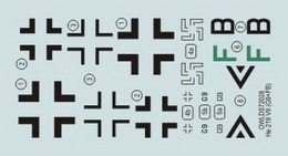 1:72 He 219 A-02 (V-9), W.Nr. 190009, G9+FB Stab. I / NJG 1, Maj. Werner Streib - larger image