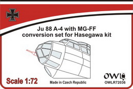 1:72 Ju 88 A-4 with MGFF - larger image