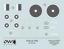 1:72 Hellcat FR II (reconnaissance)