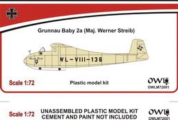 1:72 Grunnau Baby 2a (Maj. Werner Streib)