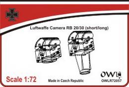 1:72 RB 20/30 Luftwaffe camera - larger image
