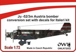 1:72 Ju 52/3m Austria nachtbomber
