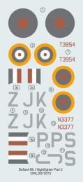 1:72 Defiant Mk I NF Part 2