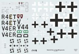 1:48 Prinz zu Sayn-Wittgenstein anniversary decals - larger image